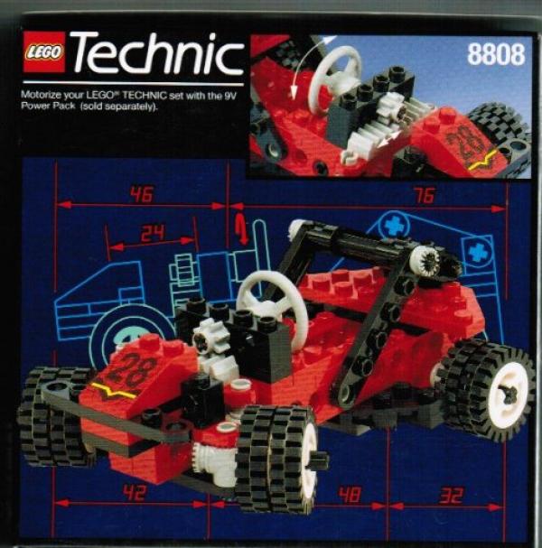 8808 - Formula One Racer