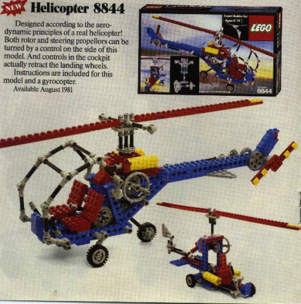 8844 - Helicopter