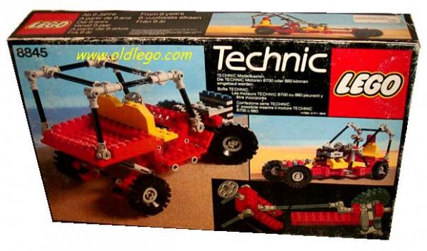 8845 - Dune Buggy