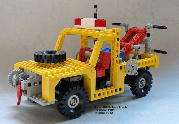 8846 - Tow Truck
