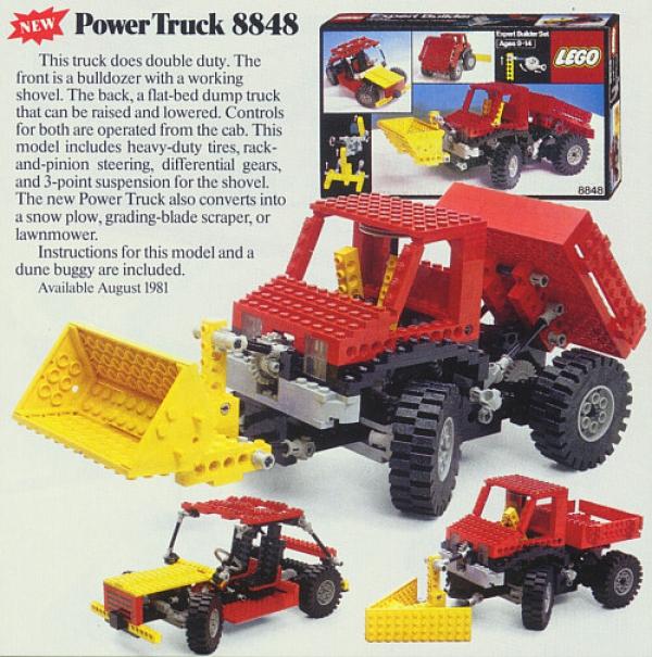 8848 - Power Truck