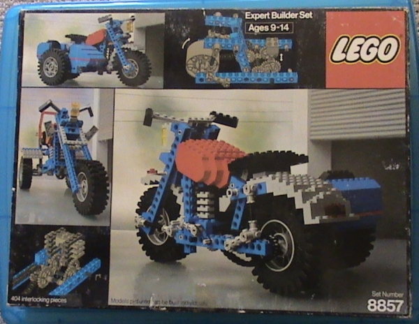 8857 - Motorcycle