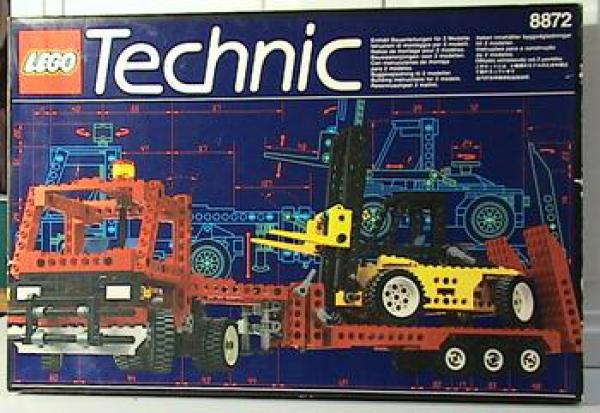 8872 - Forklift Transporter