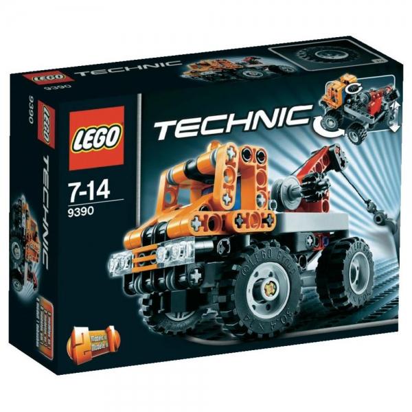 9390 - Mini Tow Truck