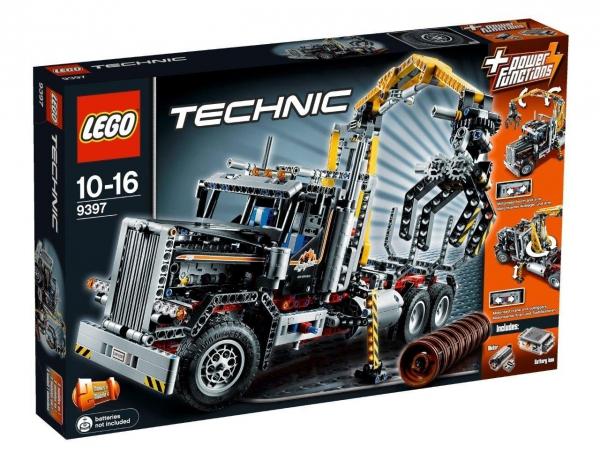 9397 - Logging Truck
