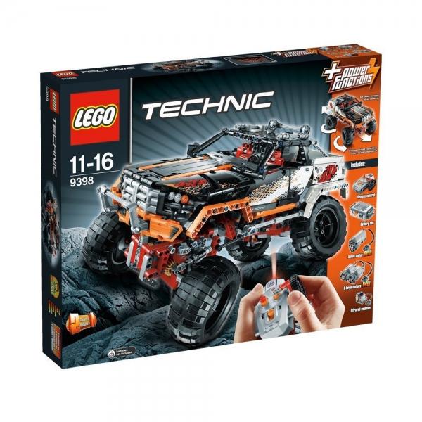 9398 - 4 x 4 Crawler