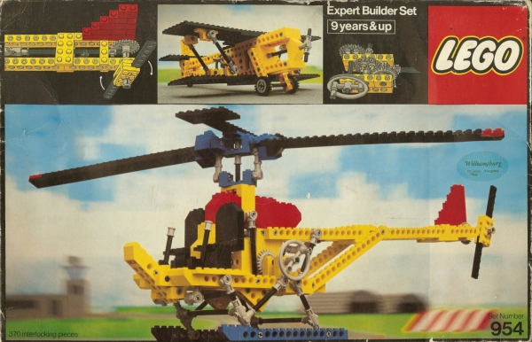 954 - Helicopter