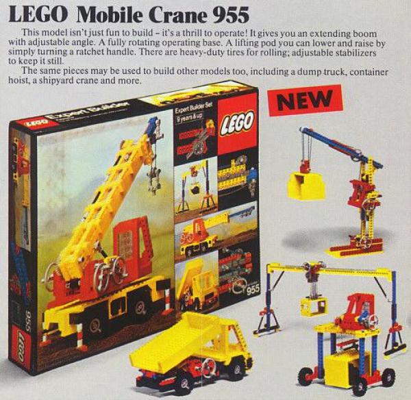 955 - Mobile Crane