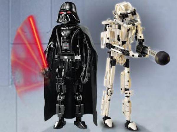 k8008 - Darth Vader / Stormtrooper Kit