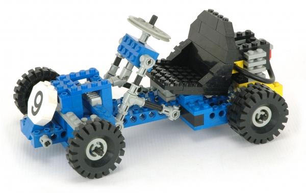 Lego 854 Go-Kart