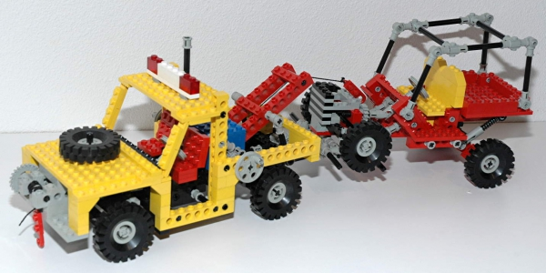 Lego 8846 Tow Truck