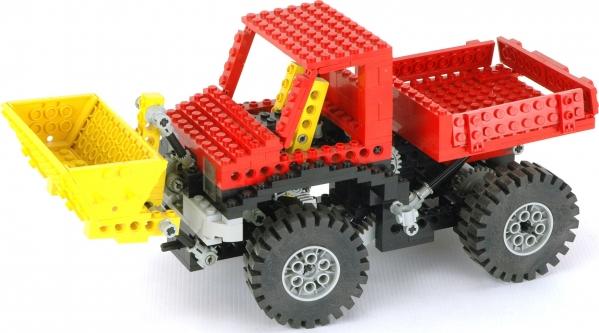 8848 Power Truck