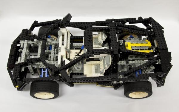 Lego 8880