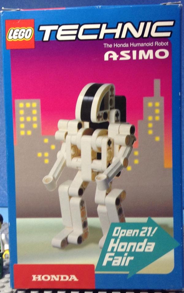 1237 - Honda Asimo Robot
