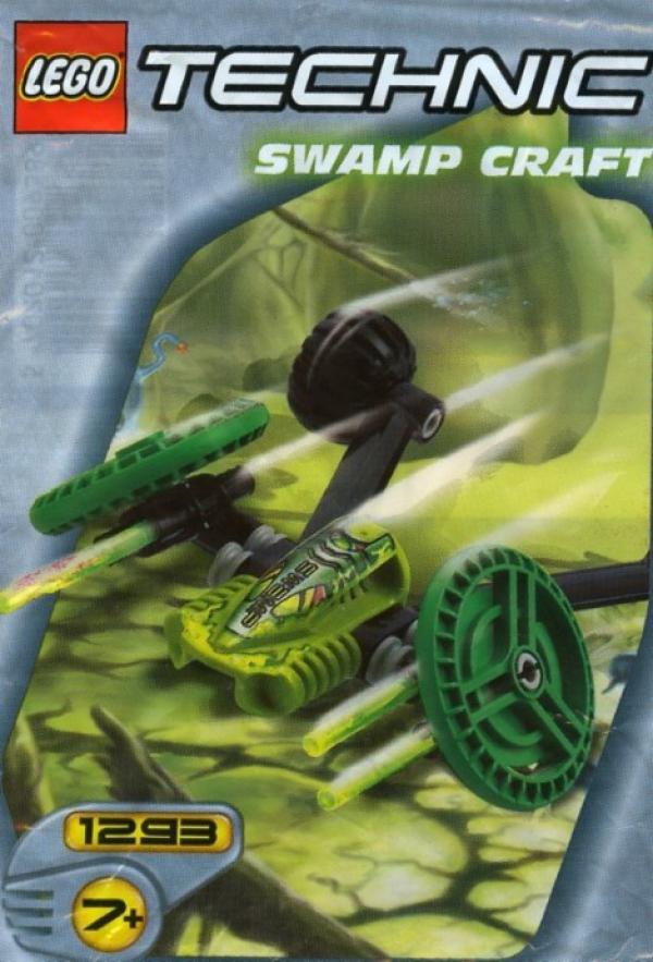 1293 - Swamp Craft