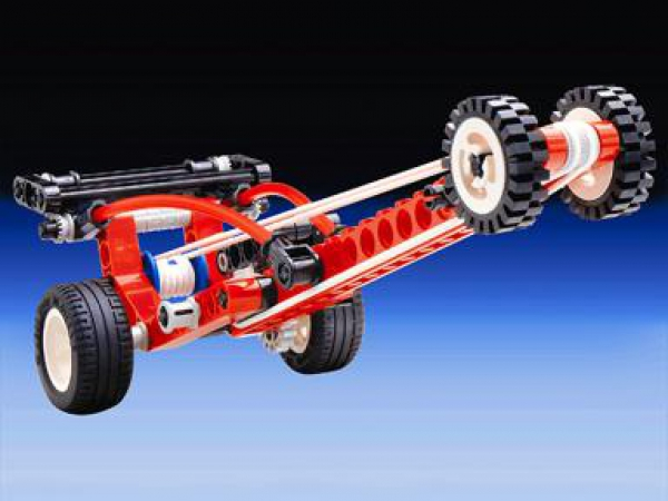 2129 - Blast-Off Dragster