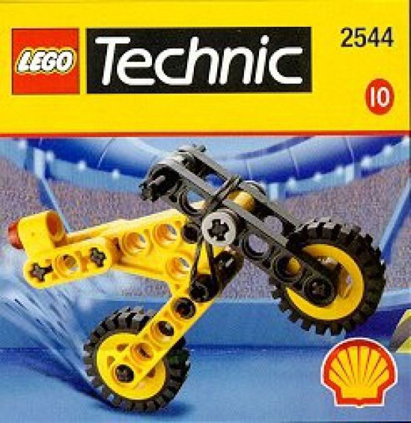 2544 - Motorcycle