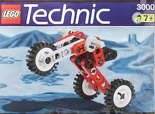 3000 - Trike Buggy