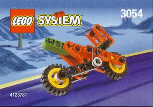 3054 - Motorcycle