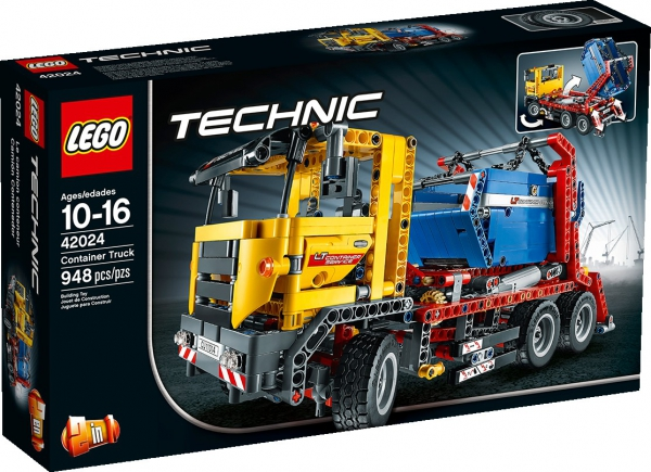 42024 - Container Truck