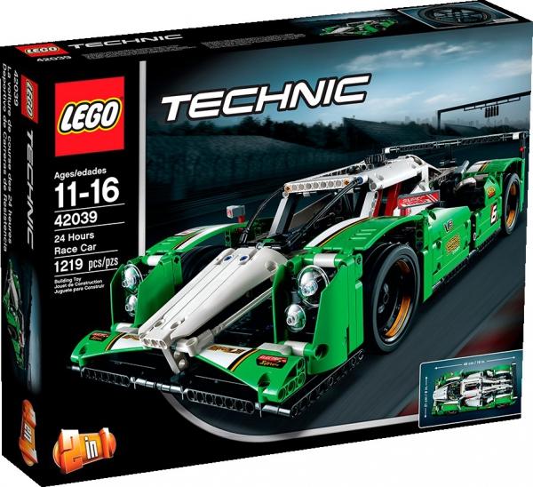 42039 - 24 Hours Race Car