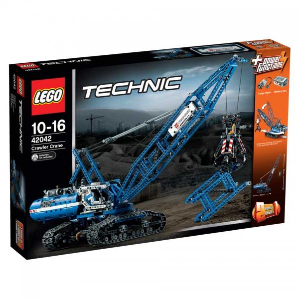 42042 - Crawler Crane
