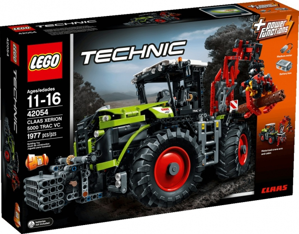 42054 - CLAAS Xerion 5000 Trac VC