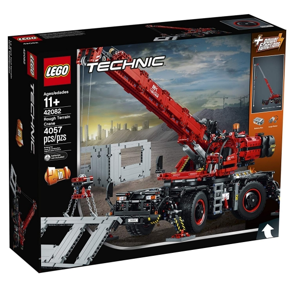 42082 - Rough Terrain Crane