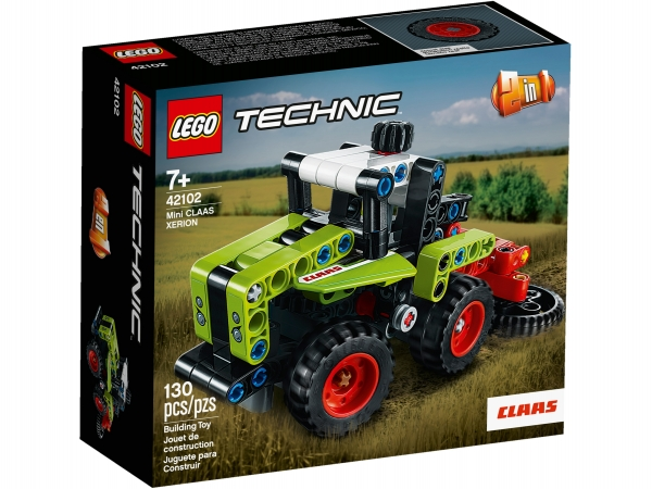 42102 - Min CLAAS XERION