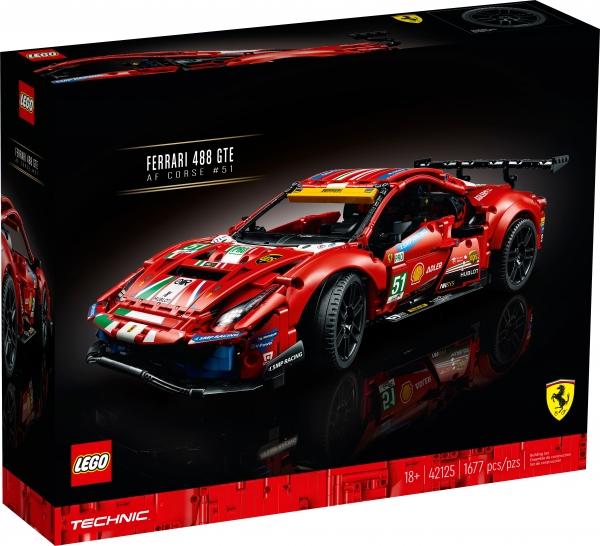 """42125 - Ferrari 488 GTE """"AF Corse #51"""""""