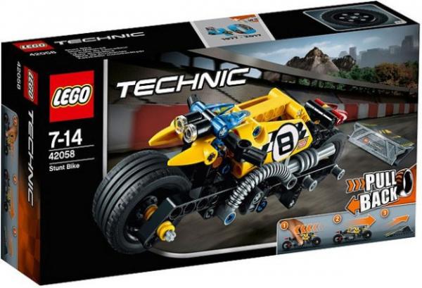 42058 - Stunt Bike