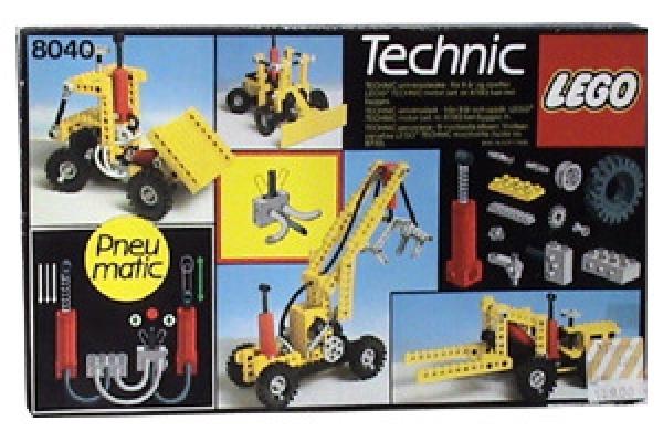 8040 - Building Set