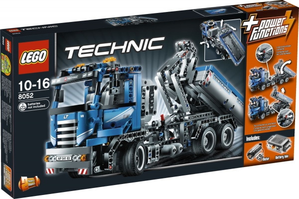 8052 - Container Truck