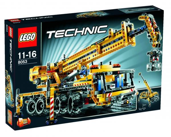 8053 - Mobile Crane