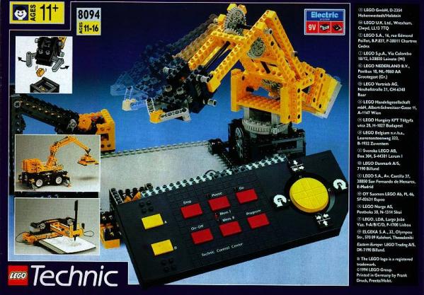 8094 - Control Center