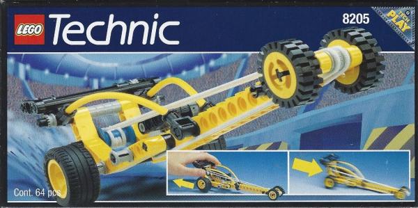 8205 - Bungee Blaster