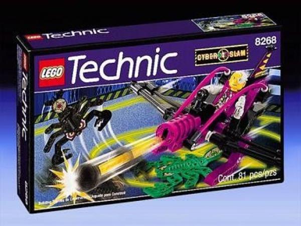 8268 - Scorpion Attack