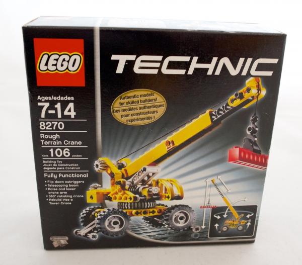 8270 - Rough Terrain Crane