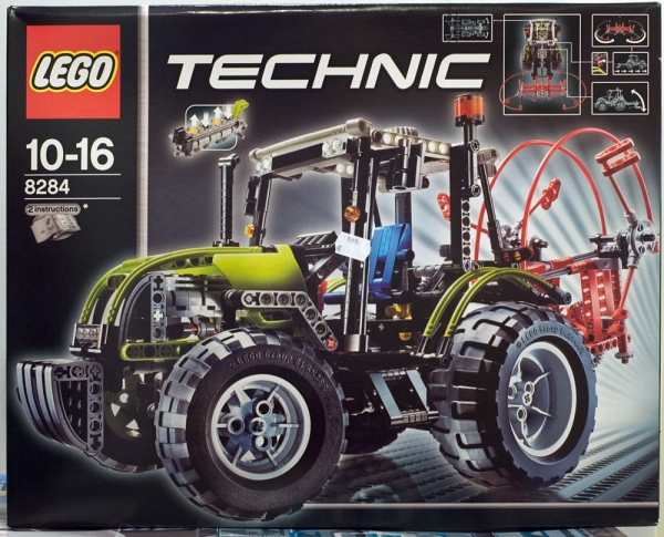 8284 - Tractor / Dune Buggy