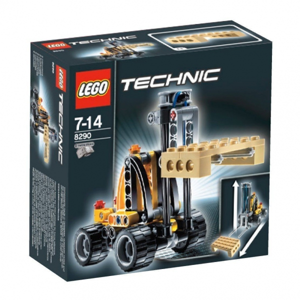 8290 - Mini Forklift