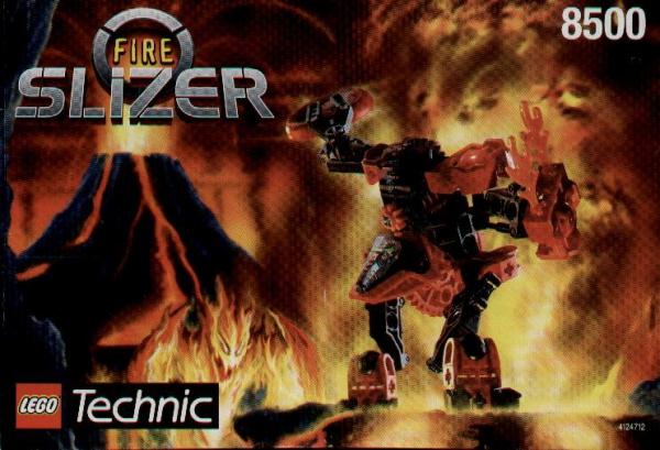 8500 - Torch / Fire