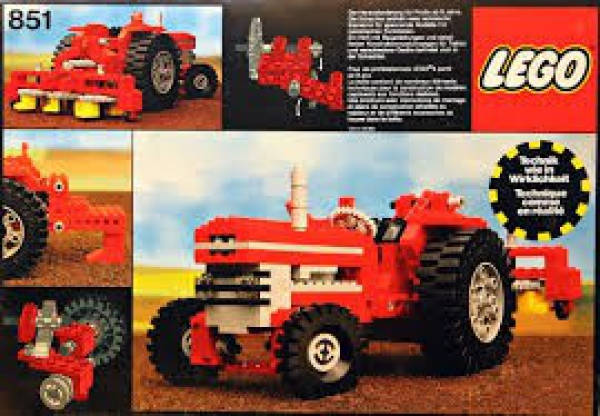 851 - Tractor