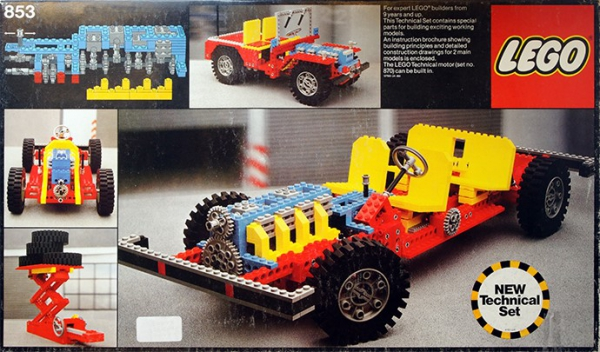 853 - Auto Chassis