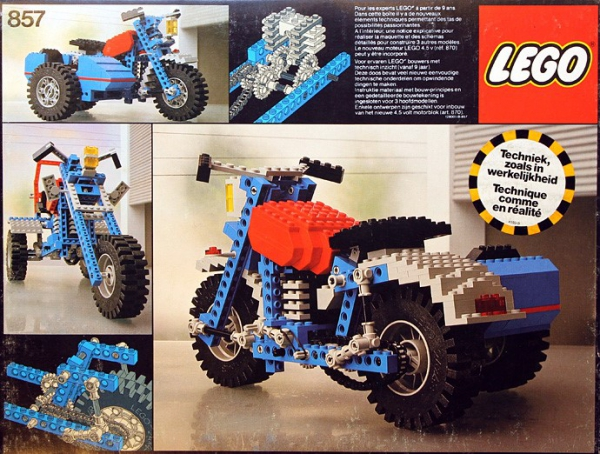 857 - Motorcycle