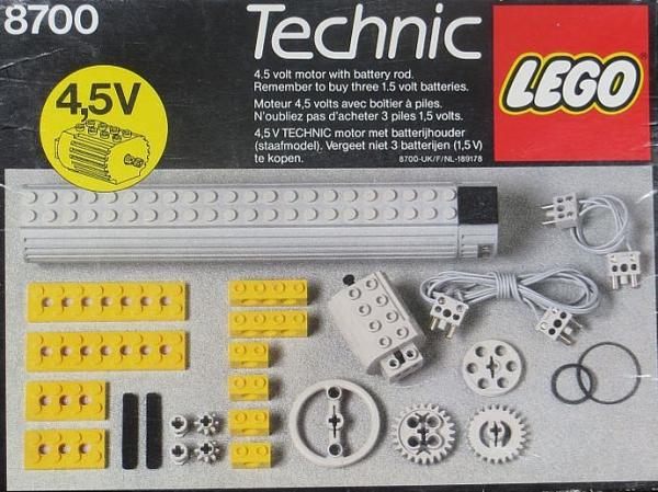 8700 - Expert Builder Power Pack