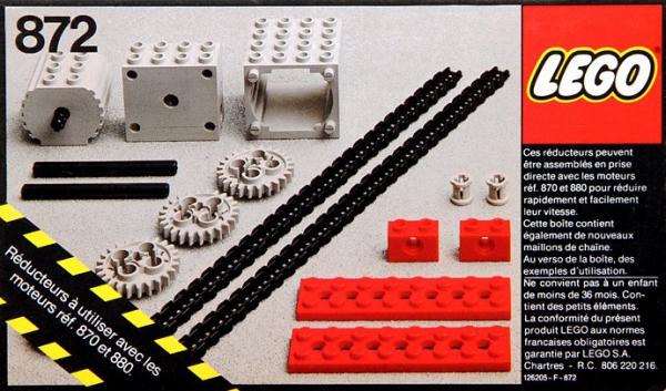 872 - Two Gear Blocks