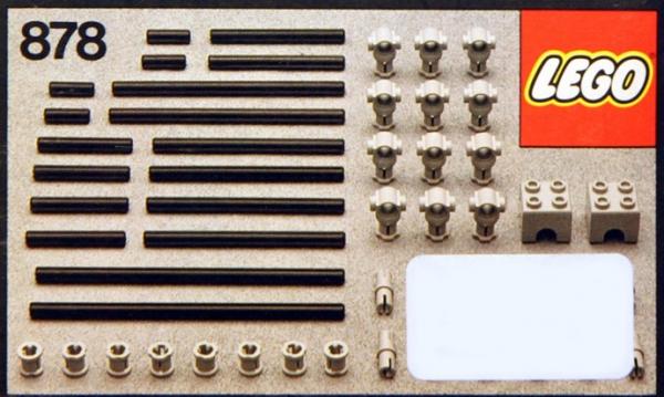 878 - Piston Parts