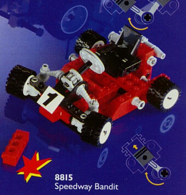 8815 - Speedway Bandit