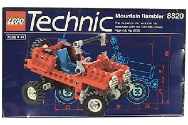 8820 - Mountain Rambler