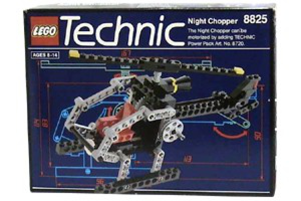 8825 - Night Chopper